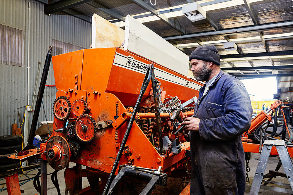Dunlea Products engineering and repair services