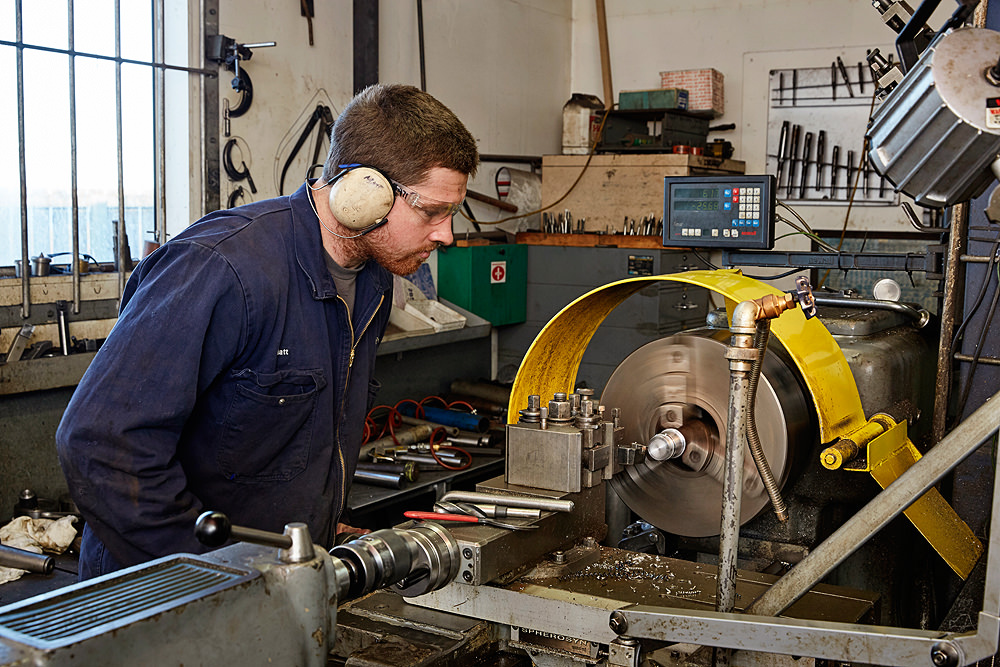 Dunlea Products engineering services