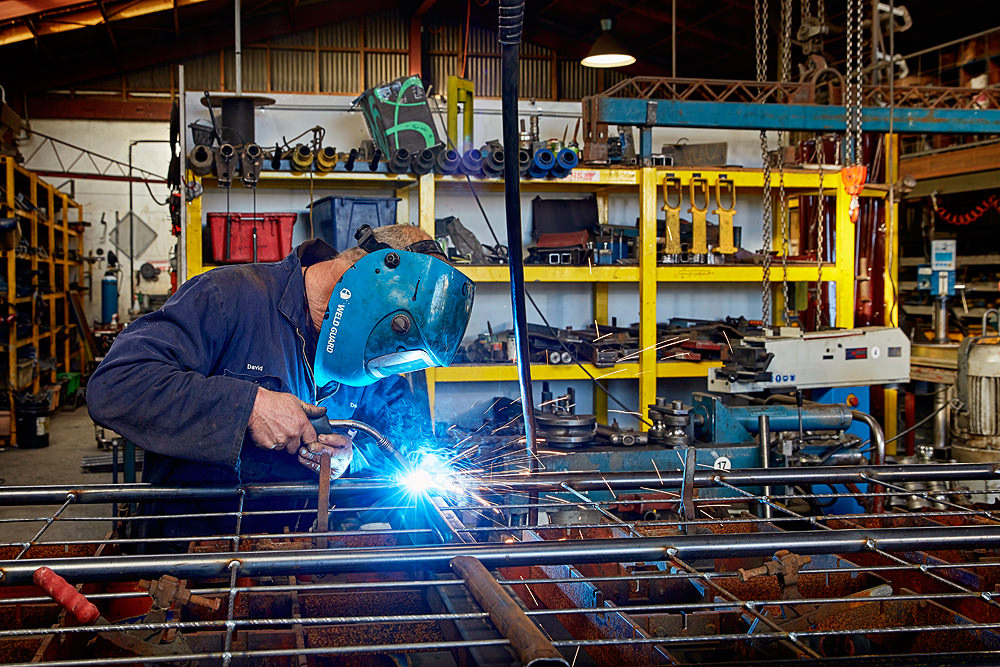 Dunlea Products welding
