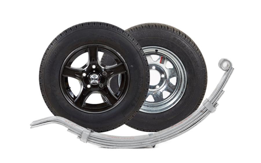 Mudgway Wheels & Suspension Parts