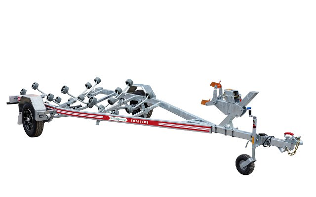 Mudgway single axle