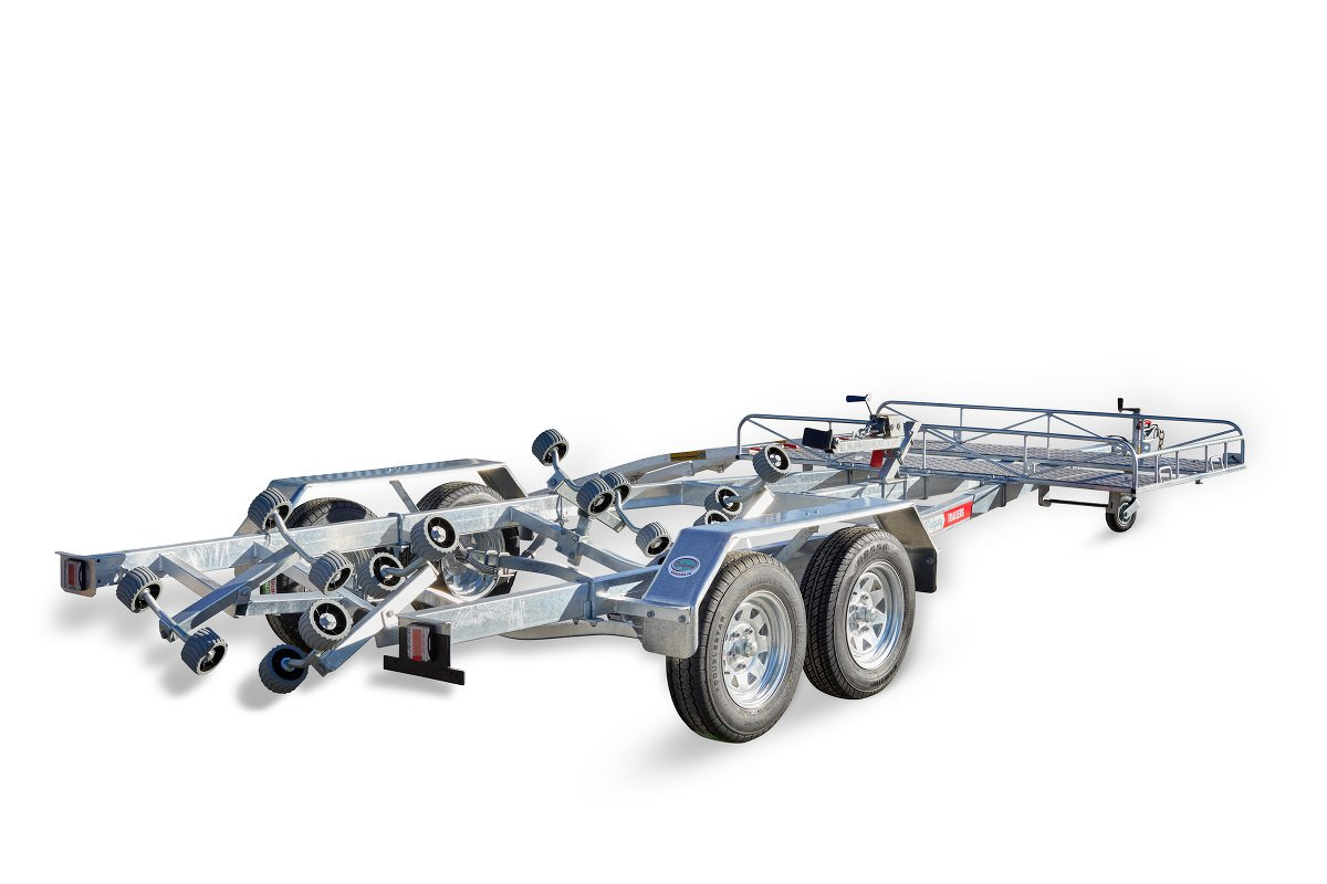 Mudgway Specialised Boat Trailers